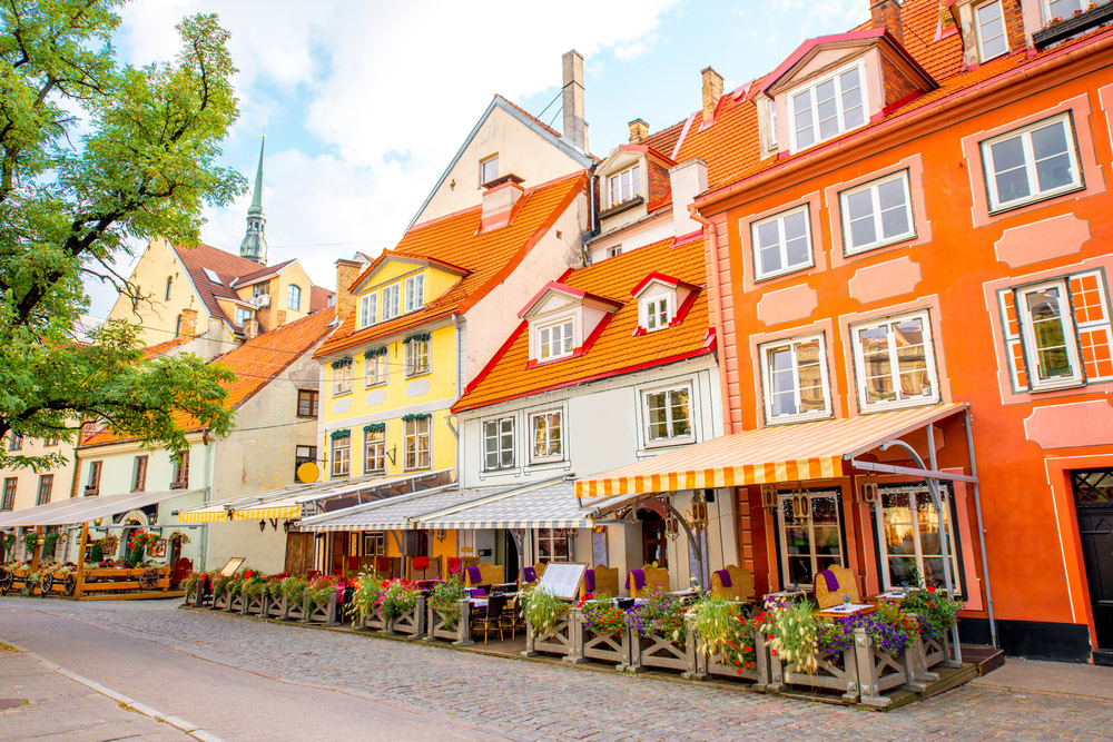 Latvia – a tourism destination with growing potential